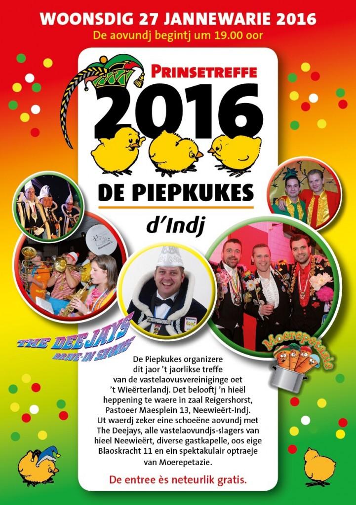Prinsetreffe 2016