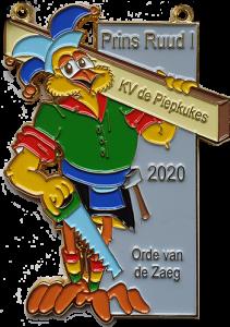 Onderscheiding Ruud I 2020