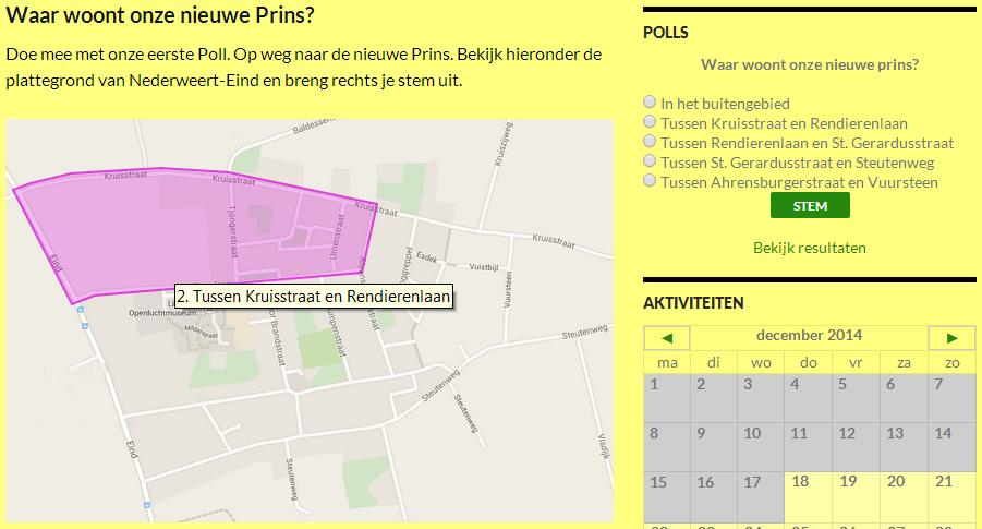 Poll Prins 2015