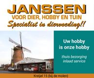 Janssen_Voor dier hoby en tuin